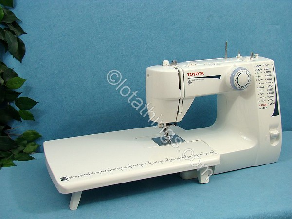 TOYOTA FSG325 Sewing Machine Extension Table